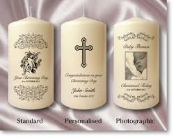 christening candles christening candles personal candles candle crafts