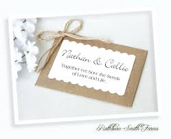 personalized seed packets personalized seed packets for wedding favors customized wedding