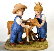 retired home interior pictures 45 best denim days figurines that i need images on