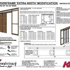 Closet Door Opening Size Standard Closet Door Size Handballtunisie Org