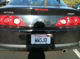 Nys Vanity Plates World U0027s Geekiest License Plates 2 Revenge Of The Wired Readers