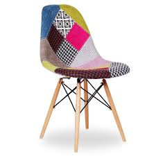 egg chair by kelly swallow upcycled patchwork upholstery sable ox