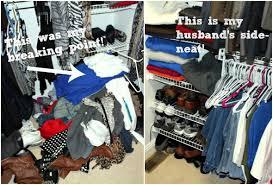 Wardrobe Organization My Closet Organization Grace U0026 Beauty
