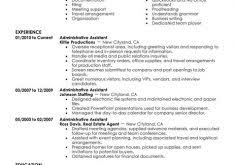 Administrative Support Resume Examples by Administrative Support Resume Samples Haadyaooverbayresort Com