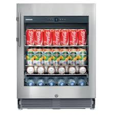 liebherr glass door beverage refrigerator andi co