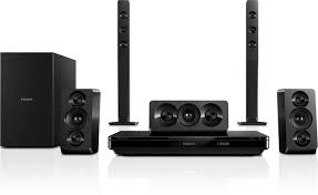wireless blu ray home theater system 5 1 3d blu ray home theater htb3540 94 philips