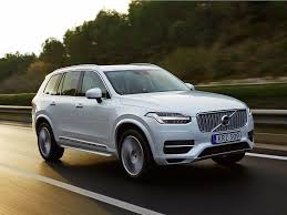 brand new volvo volvo xc90 hybrid 14 innovative features business insider