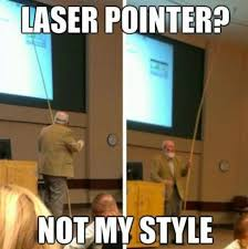 Memes Factory - laser pointer not my style the memes factory