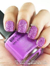 bys glitter for nails part 2 tutorial and tips simply rins