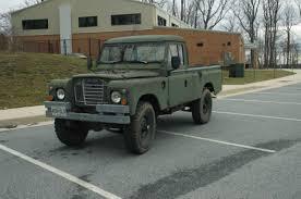 land rover series iii pickup military ffr 109