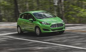 Ford Escape Ecoboost Mpg - 2014 ford fiesta 1 0l ecoboost test u2013 review u2013 car and driver