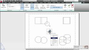get layout from view autocad creates a detail view of a portion of a model documentation