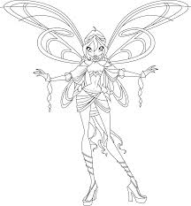 15 images winx club bloom bloomix coloring pages bloomix winx