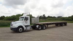 semi trailer truck flatbed trailer service doc u0027s trucking inc