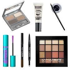 Makeup Kit the ultimate foolproof drugstore makeup kit for