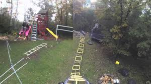 backyard roller coaster fail outdoor furniture design and ideas