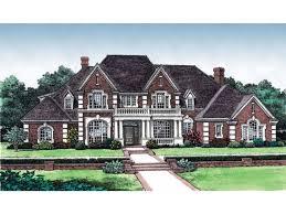 eplans new american house plan resplendent rear view windows