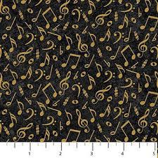 black and gold mardi gras stonehenge mardi gras 2 black gold musical notes 63666617401