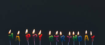 happy birthday candle black background happy birthday candles black background happy