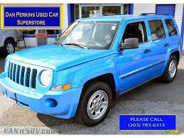 patriot jeep blue 2008 jeep patriot sport 4x4 in surf blue pearl 709207 vannsuv