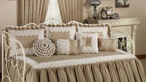 Large Bed Pillows Daybed Beautiful Daybed Bedding With Decorative Pillows And