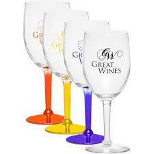 promotional 10oz libbey wine goblet glasses 241938