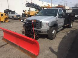 Ford F350 Dump Truck With Plow - pick up trucks