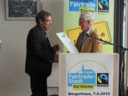 Glacehaus Bad Oldesloe Wir Sind Fair Trade Town Stadtmarketing Bad Oldesloe
