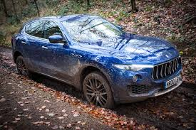 maserati road levante rises to the challenge at the uk press launch