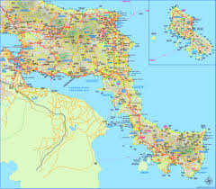 Map Greece by Evia Maps Greece Maps Of Evia Island Euboea