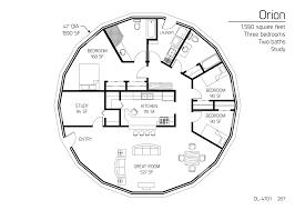 dome floor plans floor plan dl 4701 monolithic dome institute orion monolithic