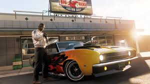 custom rides and racing now available for free in mafia iii