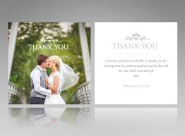 photo best wedding thank you cards ideas white