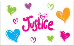 discount gift cards how and justice gift card discount 23 84