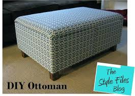 kids toy storage bench diy ottoman instructions the style files