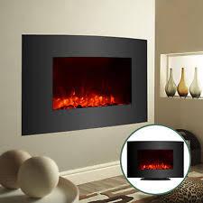 Led Fireplace Heater by Fireplace Remote Ebay