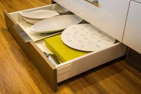 The Kitchen Design Centre Pulling Power Clever Drawer Tactics For A Kitchen