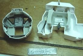 Lunar Module Interior Monogram Lunar Module