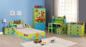 Scooby Doo Bed Sets Scooby Doo Kid S Bed Room Set Allinfun