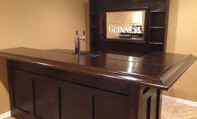 Narrow Kitchen Bar Table Bar Others Small Kitchen Designs With Island And White Fabric