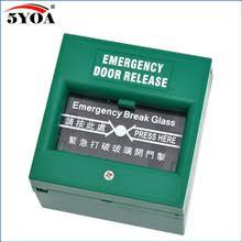 break glass door release popular fire door glass buy cheap fire door glass lots from china