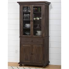 small china cabinets and hutches small china cabinet hutch