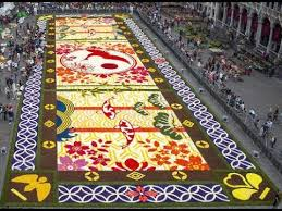 flower carpet brussels grand market 2016