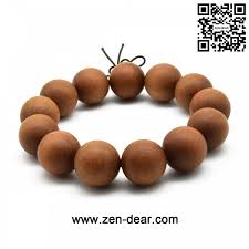 bead necklace bracelet images Zen dear unisex teak wood prayer beads buddha buddhist beads japa jpg