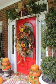 outdoor fall decorations outdoor fall decorating ideas for your front porch and beyond