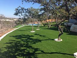 Synthetic Grass Backyard Fake Lawn Big Sur California Putting Green Grass Backyard