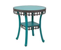 navy blue accent table blue accent table navy blue tall hexagon side table with middle