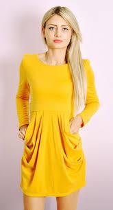 Long Draped Dress Draped Dress With Long Sleeves