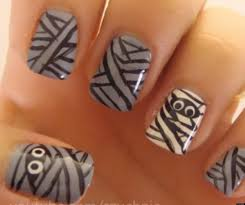 halloween nail art 10 sweet and spooky manicure tutorials from