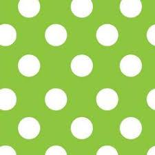 polka dot wrapping paper new citrus lime green white polka dot gift wrap